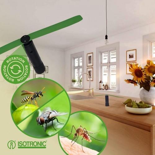 Aparat pentru combaterea insectelor Isotronic Fly Fan