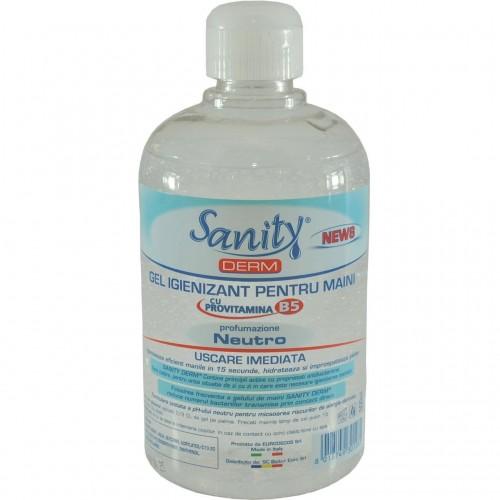 Gel Igienizant pentru maini 500 ml.
