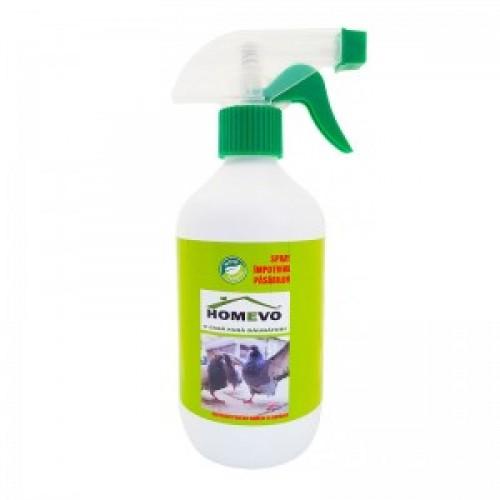 Solutie olfactiva impotriva porumbeilor
