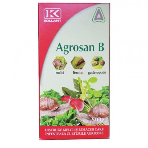 Agrosan B - Granule anti melci 500 gr.