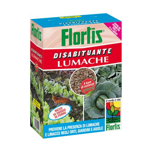 Repelent Flortis pentru melci si limacsi, 1.5 kg