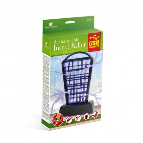 Capcana pentru insecte - baterie si USB