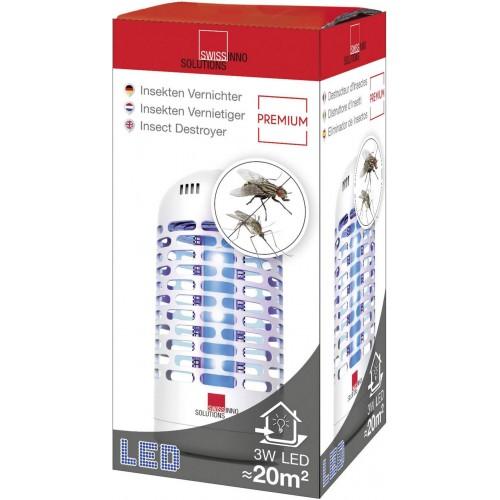Lampa LED UV anti insecte Swissinno 3w Premium