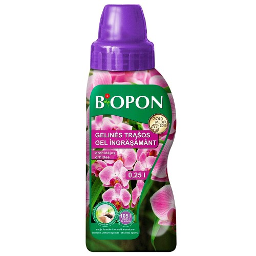 Ingrasamant gel pentru orhidee 0,25 l