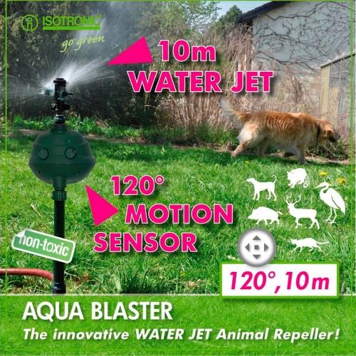 Aparat anti pasari si animale Aqua Blaster