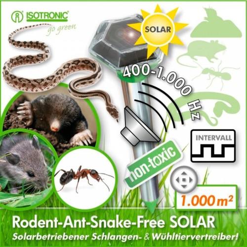 Combaterea cartitelor,serpi,soparle,cu Solar Diamond Plus