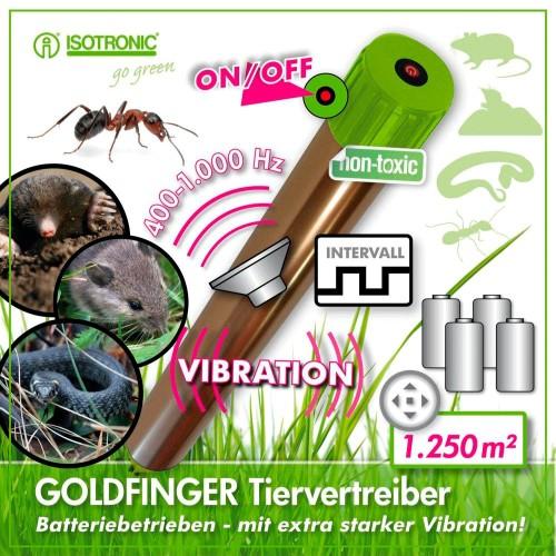 Dispozitiv anti serpi,anti cartite,furnici GoldFingerXXL