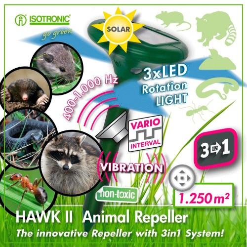 Set 3 aparate anti cartite,serpi,furnici,reptile Hawk II