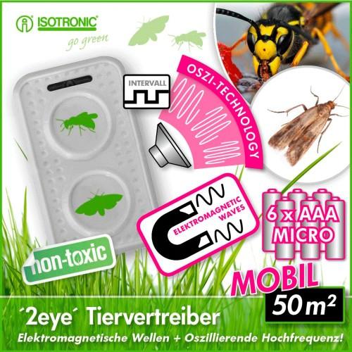 Aparat anti insecte zburatoare,anti molii,anti viespi,anti fluturi
