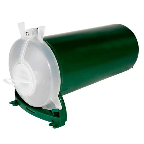 Capcana pentru rozatoare cilindrica ce permite capturarea multipla a soarecilor si sobolanilor