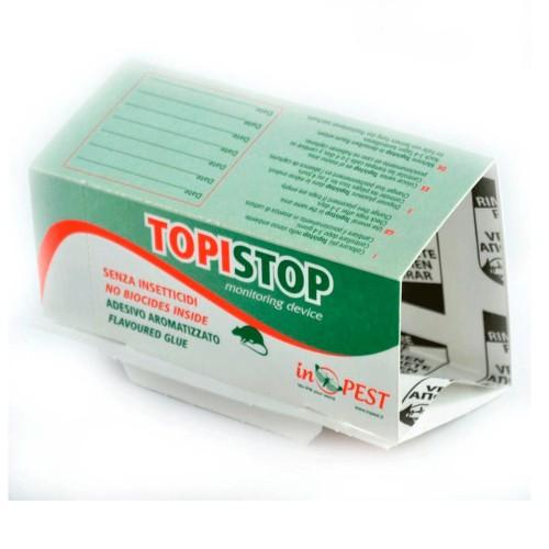 Capcana adeziva pentru rozatoare miciTopi Stop
