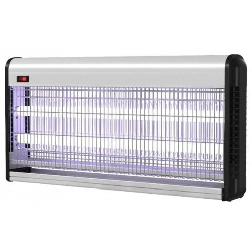 Insectokill M40 - distrugator de insecte, cu lampi UV ideal pentru combaterea mustelor si tantarilor in locuinte,birouri,depozite,fabrici