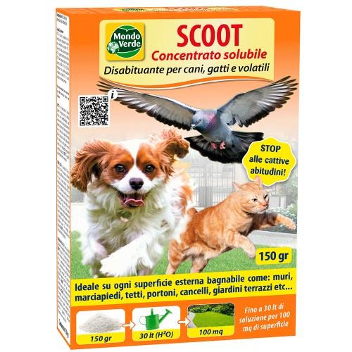 Solutie impotriva pasari, caini, pisici Scoot Rep01