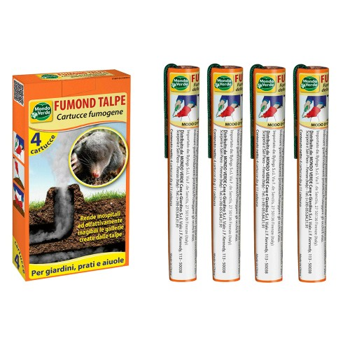 Cartuse fumigene pentru combaterea cartitelor REP100