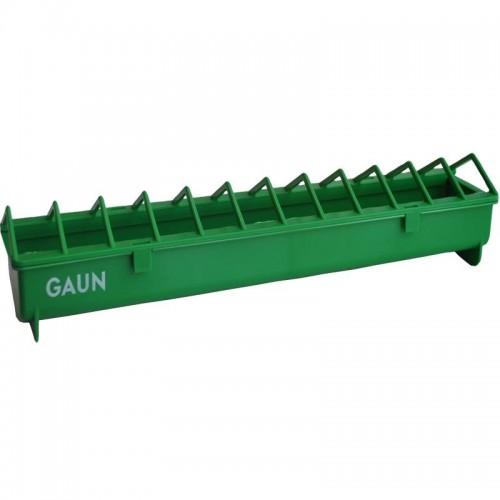 Hranitoare liniara verde 40X8 cm.