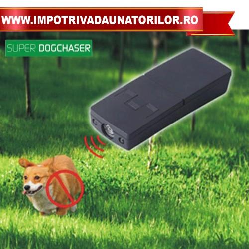 Aparat pentru alungarea cainilor agresivi Super Dog Chaser