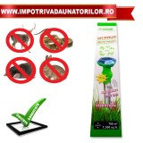 Aparat solar cu ultrasunete si vibratii Animal Repeller US4